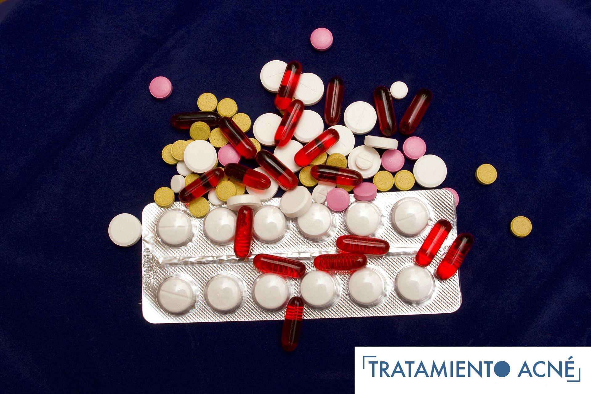 Antibioticos para el Acne