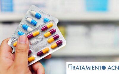 Los efectos secundarios de los antibióticos para el Acné