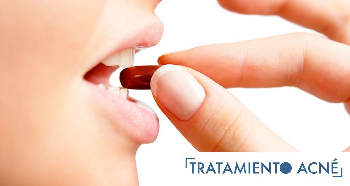 Los antibioticos y la desaparicion del Acne