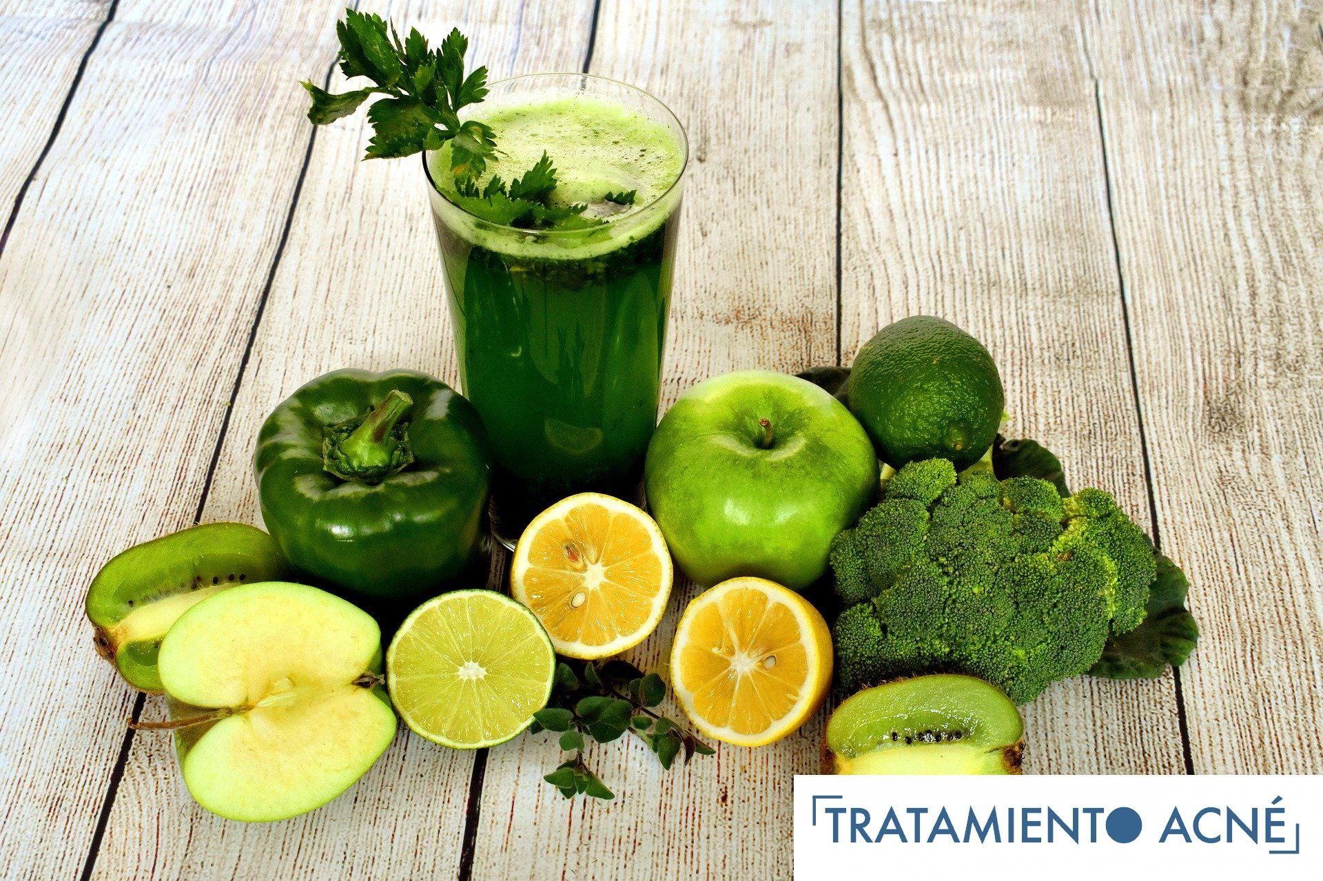 Antioxidante Acne