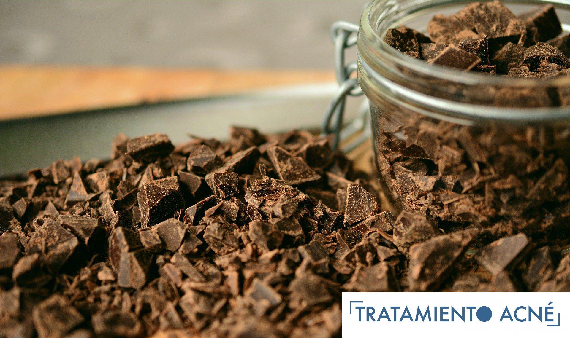 Chocolate Acne