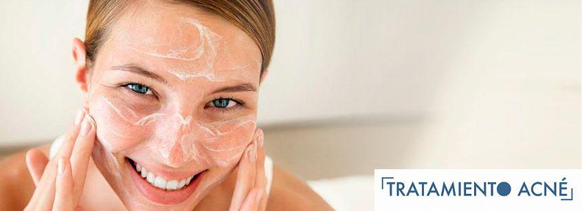 Cuidado de la piel Acne