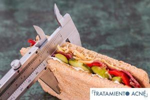 El Acne y la Dieta