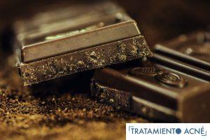 El Chocolate y el Acne