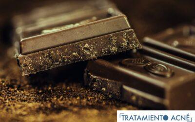 ¿Afecta el Chocolate al Acné?