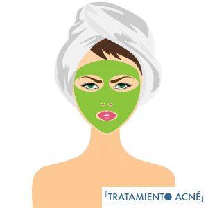 Tratamiento facial Acne